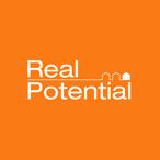 sarah richardson real potential logo