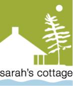 Sarah's Cottage tv show logo