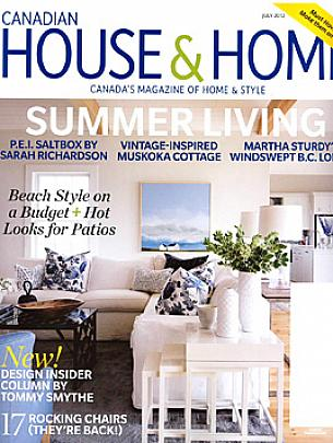 Publication Canadian House And Home